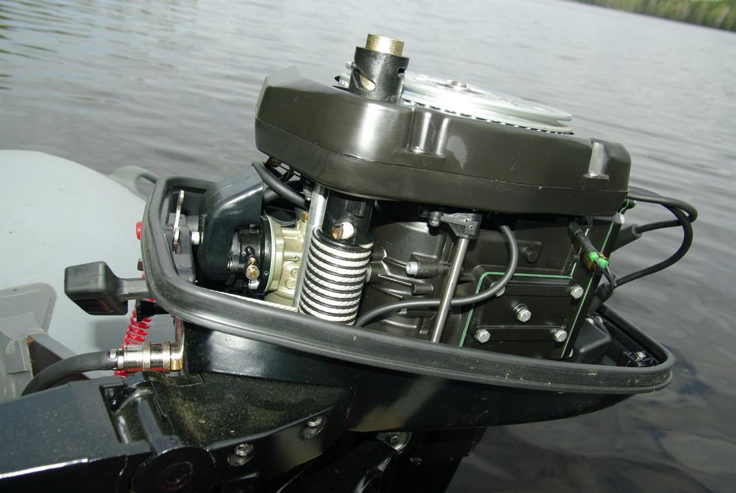 китайские двигатели для лодок цена