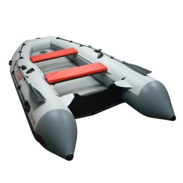 Надувная лодка ПВХ Альтаир Pro 385 Airdeck
