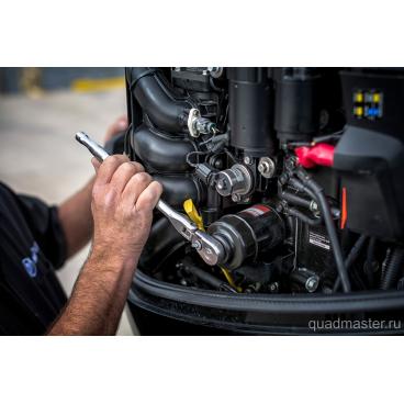 Техническое обслуживание лодочных моторов (ТО)