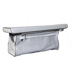 Накладки на банки с сумкой Флагман 320