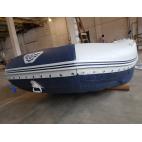 Установка люверсной ленты на лодки ПВХ
