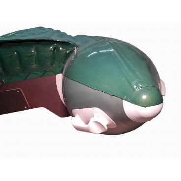 Полимерная защита дна лодок ПВХ 360
