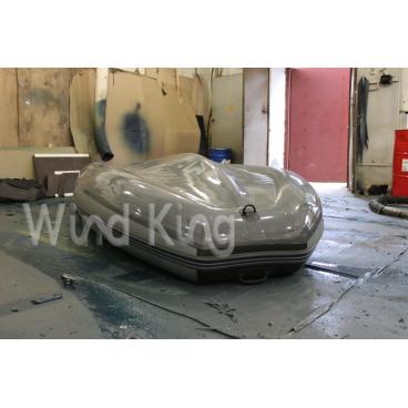 Полимерная защита дна лодок ПВХ400