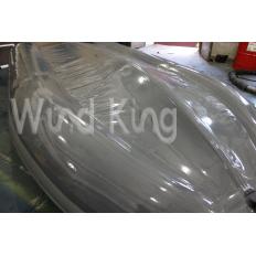 Полимерная защита дна лодок ПВХ 420