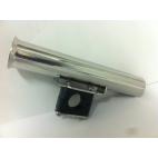 Держатель для спиннинга 22 мм, неповоротный