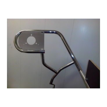 Рулевая консоль на баллоны (диаметр трубы 25 мм)