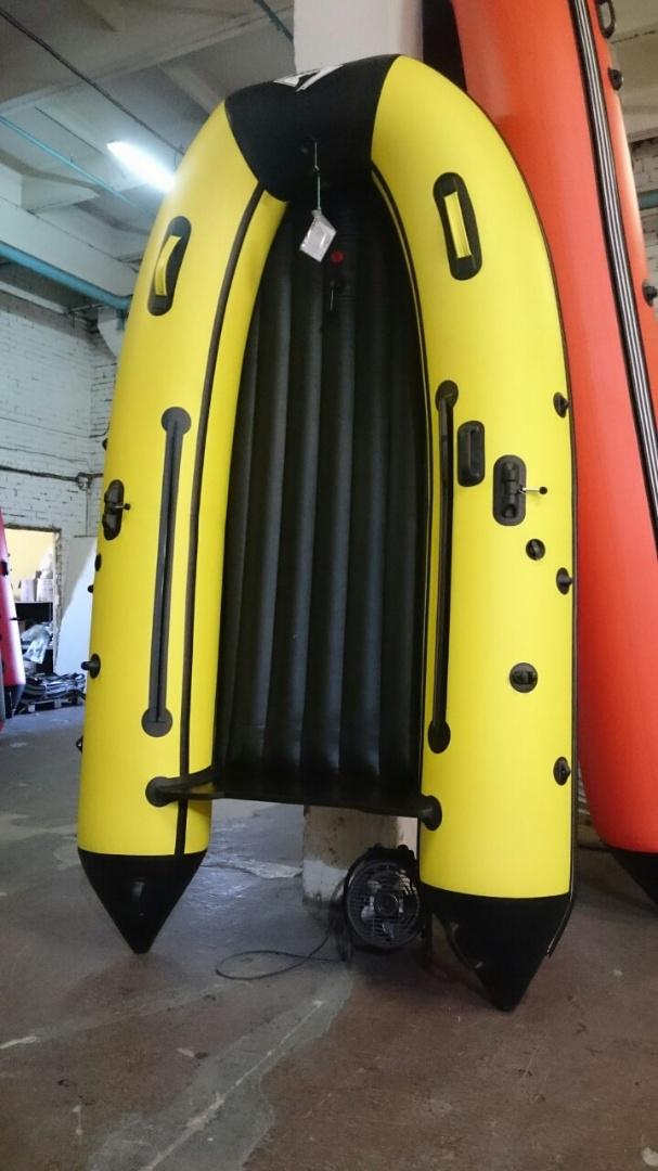 желтая лодка орка