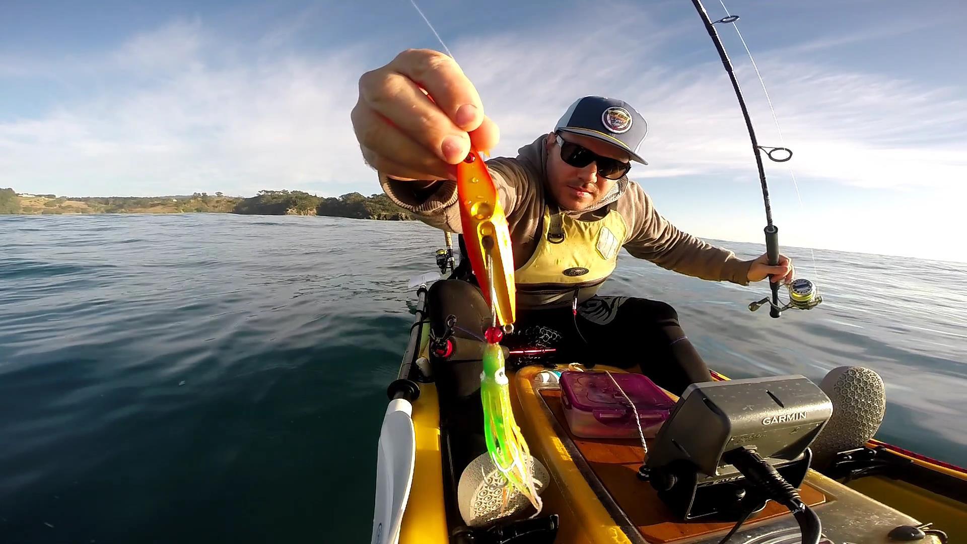 Рыбалка с эхолотом Garmin
